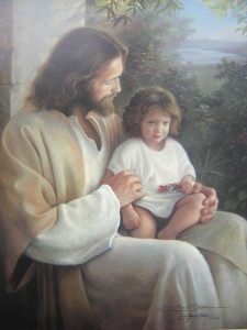 Jesus with Child