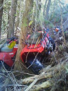 ATV Wreck