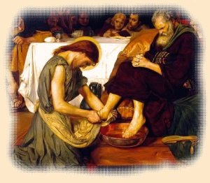 Jesus & Peter