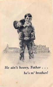 He aint heavy