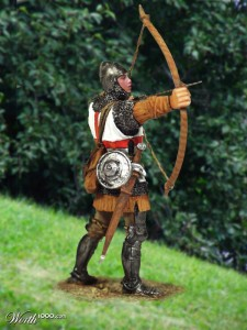 Old English Archer