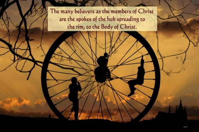 many-believers-spokes-wheel-the-body-of-christ-1024x683