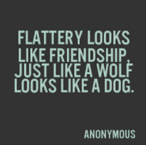 flattery-quote